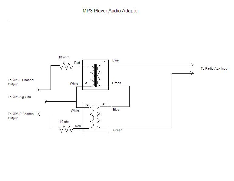 Antique Radio Forums • View topic - MP3 wiring question