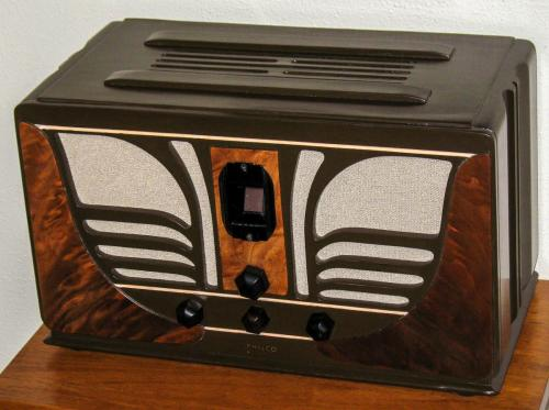 "Philco 45 ""Butterfly""(1934)"