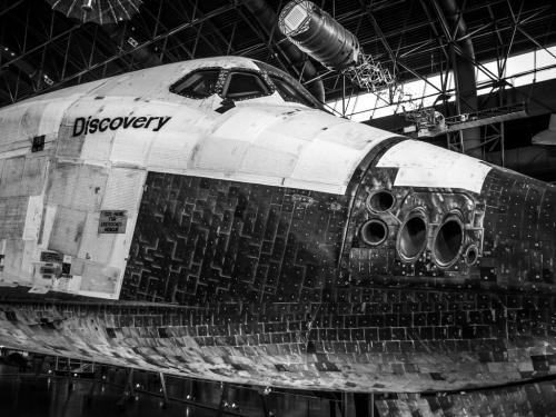 DIscovery Space Shuttle, Smithsonian