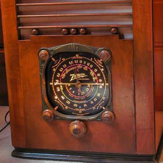 Restored Radios – Lou Haskell